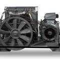 Vysokotlaký olejový kompresor 15-40 bar, výkon 11 kW