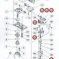 Sada náhradních dílů - příslušenství pro upevnění ventilu pro Bekomat 12