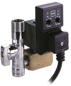 Časový odvaděč kondenzátu CDV/230 V pro automatický odvod vysráženého kondenzátu ze systému stlačeného vzduchu.