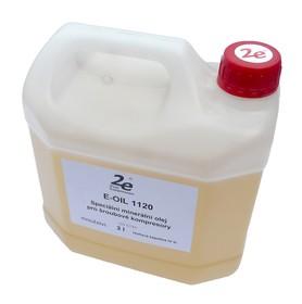 Speciální minerální olej do šroubového kompresoru - 3 L