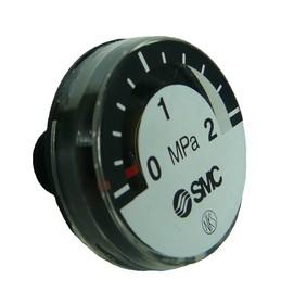 Manometr SMC R 1/8 (0-20 bar)