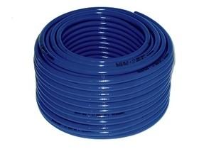 Přímá PVC hadice s opletem - 0814
