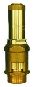 """Pojistný ventil Herose G 5/4"""", průtok 25 mm"""
