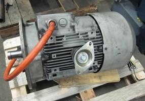 Motor Siemens 30 kW - 1LA7169 - po repasi