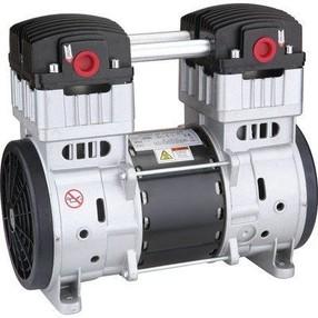 Blok pístového kompresoru OLD15. Parametry: 8 bar, 200 l/min, 1,1 kW