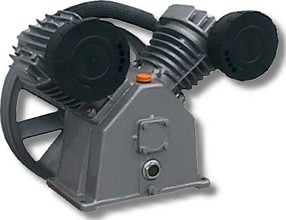 Blok pístového kompresoru LB 30; Parametry: 10 bar, 420 l/min, 2,2 kW