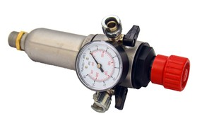 """Regulátor tlaku 1/2"""" s manometrem"""