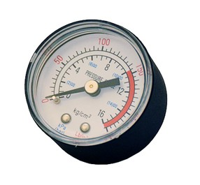 "Manometr k redukčním ventilům MP 40-1/8"" (0 - 16 bar)"