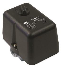 Tlakový spínač MDR 2 (3 výstupy)  0/12bar-230V