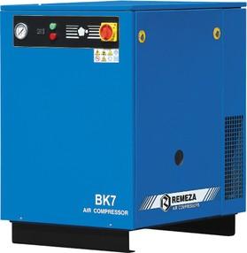 Šroubový kompresor 60 m3/hod, výkon 7,5 kW, 10 bar