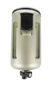 Polykarbonátová jímka pro AF/AW30 s kovovým ochranným krytem jímky