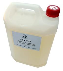 Speciální minerální olej do šroubového kompresoru - 5 L