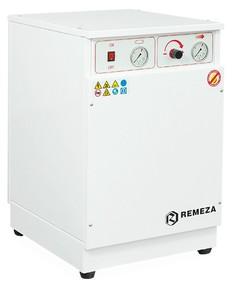 Pístový kompresor Remeza s membránovou sušičkou, 200 l/min, vzdušník 16 l