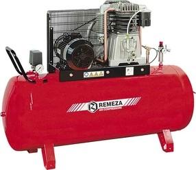 Dvoupístový kompresor Remeza 15 bar, 850 l/min, vzdušník 270 l