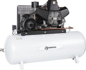 Pístový bezolejový kompresor Remeza, 1620 l/min, vzdušník 500 l