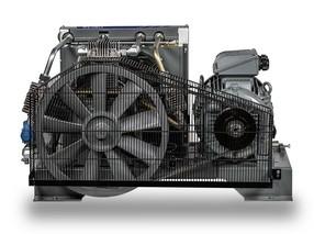 Vysokotlaký olejový kompresor 15-40 bar, výkon 7,5 kW