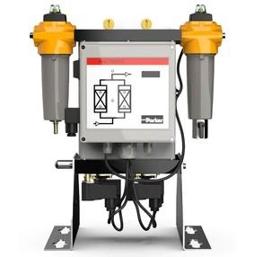 Adsorpční sušička K-MT4, výkon 25 m3/h