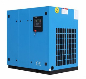 Šroubový kompresor KG-60A - 420 m3/hod, výkon 45 kW