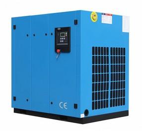 Šroubový kompresor KVG-40A - 270 m3/hod, výkon 30 kW