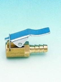 Nástrčný ventil k hustícím pistolím