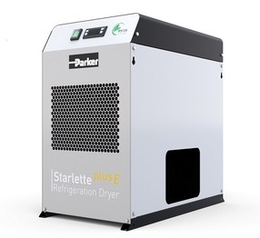 Kondenzační sušička Starlette Plus s plovákovým odvaděčem SPS014P, výkon 84 m3/hod