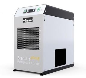 Kondenzační sušička Starlette Plus s elektronickým odvaděčem SPS026E, výkon 156 m3/hod