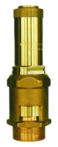 """Pojistný ventil Herose G 2"""", průtok 40 mm"""