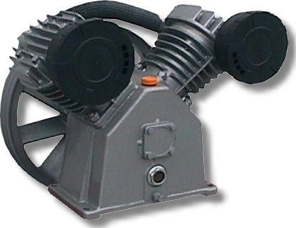 Blok pístového kompresoru LB 50; Parametry: 10 bar, 630 l/min, 4,0 kW