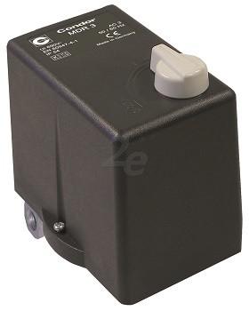 Tlakový spínač MDR 3/11 - 3/8, 9-11 bar, 16A-400V
