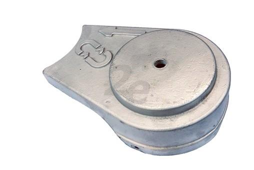 Kryt náhonu ventilátoru hliníkový JSK