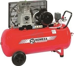 Dvoupístový kompresor Remeza 515 l/min, vzdušník 200 l