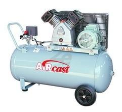 Dvoupístový kompresor AirCast 420 l/min, vzdušník 50 l, 230 V