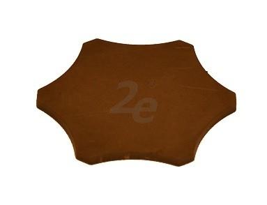 Sedlo DIA60, 2x6,2 mm