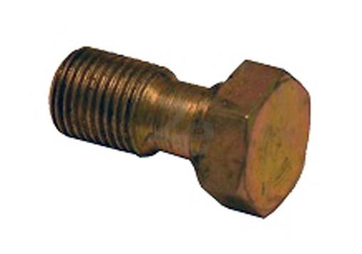 Průtokový šroub M10x1