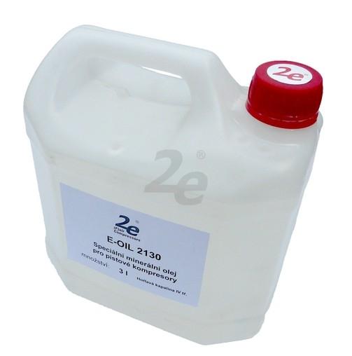 Speciální minerální olej do pístového kompresoru - 3 L