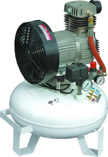 Pístový kompresor Remeza, 100 l/min, vzdušník 24 l