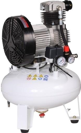 Pístový kompresor Remeza, 150 l/min, vzdušník 24 l