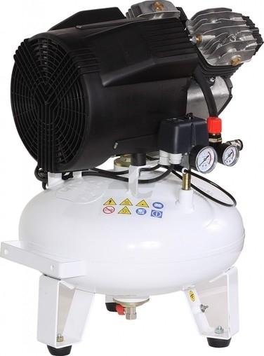 Pístový kompresor Remeza, 200 l/min, vzdušník 24 l