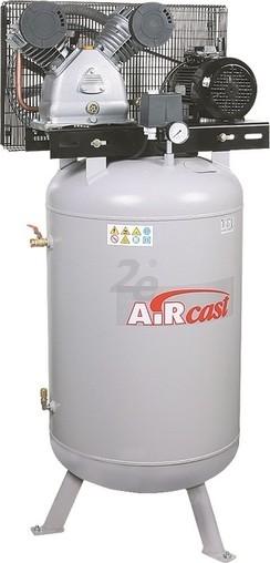 Třípístový kompresor AirCast, 950 l/min, vzdušník 270 l