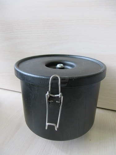 Vzduchový filtr vč. vložky G5/4 vnitřní pr. 18cm - starší