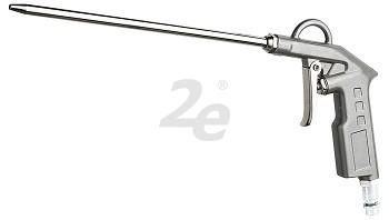 Ofukovací pistole s delší tryskou - hliník