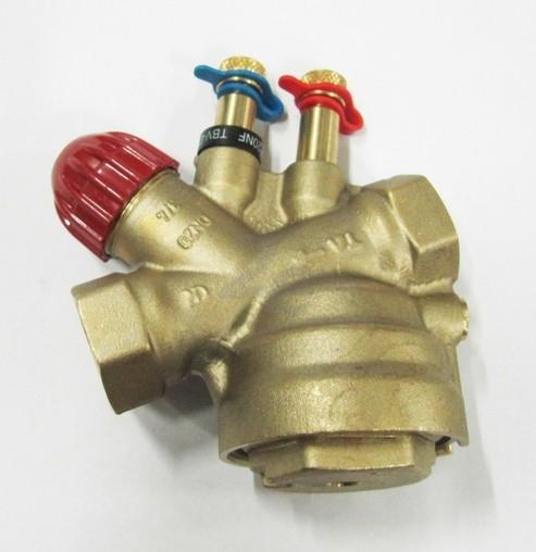 Regulační a vyvažovací ventil s omezovačem průtoku, DN 20
